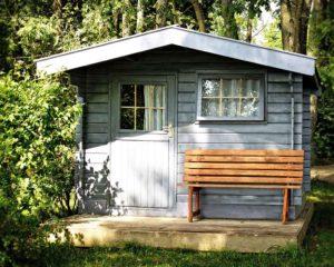 Gartenhaus - nicht nur ein Geräteschuppen