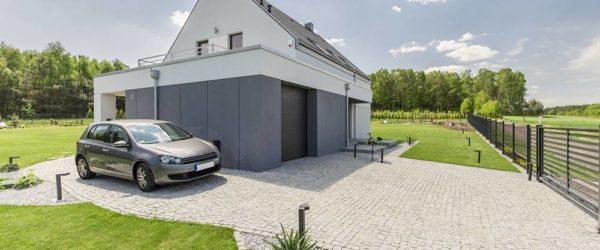 Garage im Garten - wichtigste Merkmale