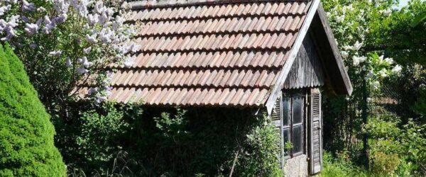 Garage und Gartenhaus - Tipps zur stimmigen Gesamtoptik