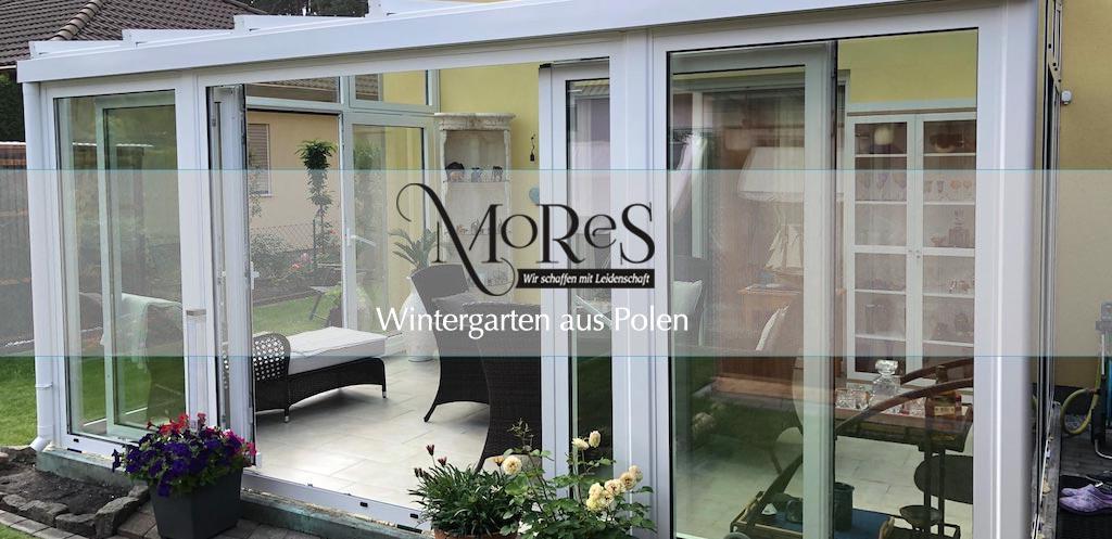 Mores - Wintergarten aus Polen